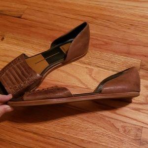 Dolce Vita Shoes - Dolce Vita Leather Flats